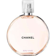 CHANEL CHANCE EAU VIVE (€68) ❤ liked on Polyvore featuring beauty products, fragrance, perfume, beauty, fillers, not clothes, chanel, perfume fragrances, chanel fragrance and chanel perfume