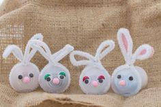 Lapins de Pâques surprise