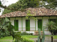 Haciendas+Eje+Cafetero   HACIENDA TUNEZ Hospedaje finca Eje Cafetero PEREIRA Colombia