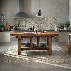 Epoque Carbone Decor Mix 20x20cm | Tiles and Bathrooms Online