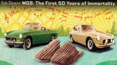 MGB: The First 50 Years of Immortality - Peter Egan's Side Glances – RoadandTrack.com