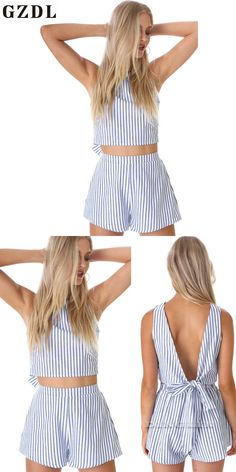 f12e5745a2 2 Piece Sets Women short Sleeve Crop Top + Mini Dot Skirt Set High Waist  Bodycon Sexy | Suits & Sets | Pinterest | Women shorts, Skirt set and Short  sleeves