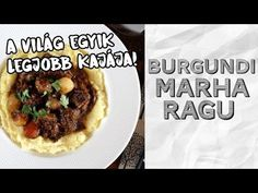 Ez a zseniálisan finom marharagu a világ egyik kedvenc kajája. Reméljük ti is nekiálltok és összedobjátok ezt a frankó kaját! Other Recipes, Good Food, Beef, Cook Books, Healthy Recipes, Fish, Meals, Cooking, Entrepreneurship