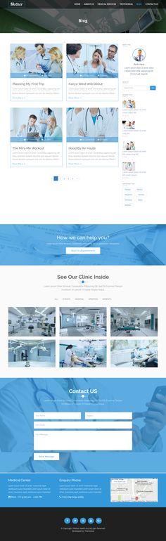 https://themeforest.net/item/mother-multipurpose-hospitalconstructionportfoliodental-medical-bootstrap-template/19646912