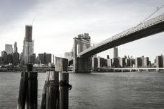 "Te koop vanaf €16,- | ""Brooklyn Bridge"" 
