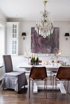 Designer Celine Engelstad's place, Norway Styling Tone Kroken Photo by Yvonne Wilhelmsen kkliving.no