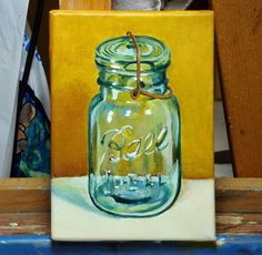 It is such a relief to hear someone else admit they have an obsession for mason jars.