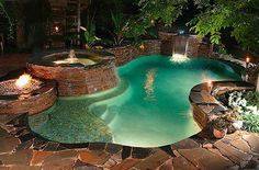 lagoon pool---yes please!