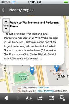 Da anni ormai il sistema di cartografia più conosciuto è Google Maps. Non sono giorni buoni però per questo popolarissimo servizio. Apple ha appena dichiarato che il suo servizio iPhoto si collegherà non più a Google, ma al più libero OpenStreetmap. Stessa notizia per Foursquare. Ed ora anche Wikipedia si trasferisce al nuovo sistema di cartografia online.