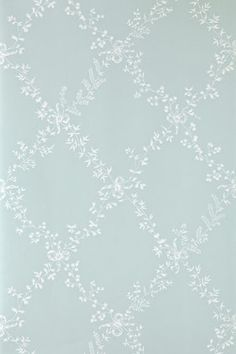 Toile Trellis BP 669 - Wallpaper Patterns - Farrow & Ball