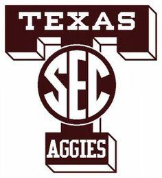 Texas Aggies in the SEC