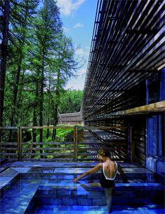 Vigilius Mountain Resort  by Matteo Thun
