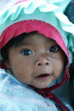 Sierra Tarahumara: bambini