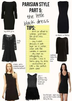 99eb1e1f49 Fashion infographic   Fashion infographic   The little  black  dress.