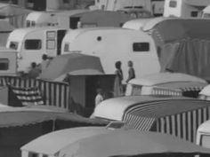 Kamperen in Nederland (1960) - YouTube