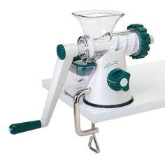 Hand Powered Manual Wheatgrass Juicer