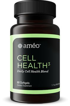Provide your body with a proprietary combination of Améo CERTI-5™ SuperCarrier oils, which are rich in constituents that facilitate the bioavailability—and in turn the effectiveness—of other essential oils. Cell Health³ combines Ameo's exclusive antioxidant, immunity-boosting, and cell nourishing blends in a powerful and easy–to–take daily softgel. rstevens.myameo.com