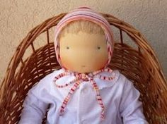 I want a Waldorf doll... bad. I shall make one. And if that fails, I shall purchase one.