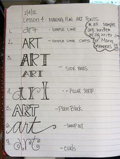lesson 4 by iHeartHandmade, via Flickr