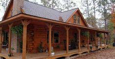 Woody Bufton Log Cabin Kit Only at Menards Future