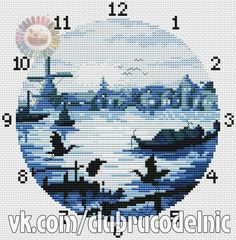 Cross Stitch Rose, Cross Stitch Embroidery, Cross Stitch Patterns, One Color, Diy And Crafts, Photo Wall, Blue And White, Kids Rugs, Wall Photos