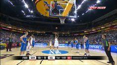 Almanya - İzlanda EuroBasket 2015