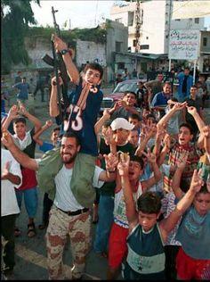 *PALESTINIANS:   Celebrate - 9/11