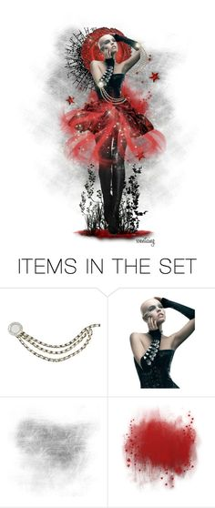 """""""Cosmic Overload"""" by soenticing ❤ liked on Polyvore featuring art"""