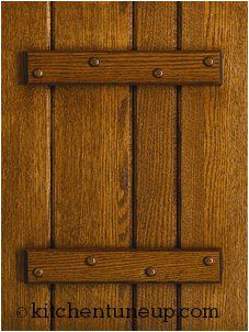A Different Look For An Oak Cabinet Door. Great For Refacing Existing  Cabinets Or All New Kitchen Cabinets.