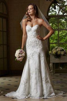 WTOO 14108 Jolene Wedding Dress