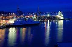 Men om jeg har lavet underhåndsaftaler med Mols-Linien og lånt en gammel udtjent færge...