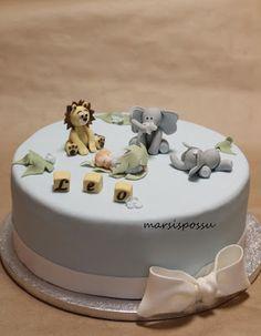 Marsispossu: Viidakkokakku, christening cake