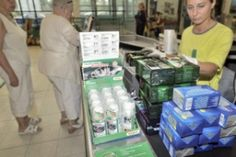 Grocery sales at the Finnish border with Russia have reportedly picked up after Russia restricted the imports of certain foodstuffs.