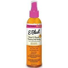 Luxe Beauty Supply - Aunt Jackie's Girls E-Blast Nourishing Scalp Remedy - 8 oz, $9.99 (http://www.lhboutique.com/aunt-jackies-girls-e-blast-nourishing-scalp-remedy-8-oz/)