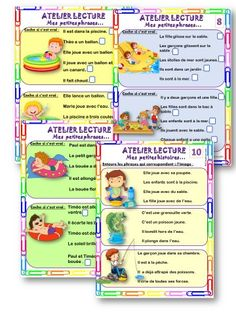 French Expressions, Comprehension, Activities For Kids, Education, Cycle 2, Khalid, Phrases, Maya, Study
