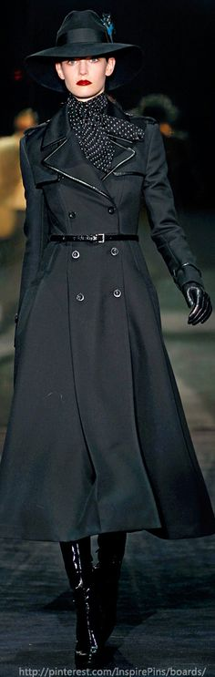 Where in the world is depressed Carmen sandiego. Lol I guess I just don't get fashion. ~ perfect Trench coat