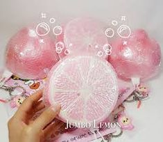 Image result for jumbo peach pearl dream squishy