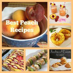 all-Peach-recipes