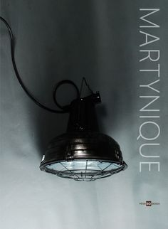 wielka lampa w stylu surowego industrializmu w www.doctoryes.pl www.peterbodesign.pl