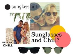 """""""Shades of You: Sunglass Hut Contest Entry"""" by freckled-gypsy on Polyvore featuring Ray-Ban and shadesofyou"""
