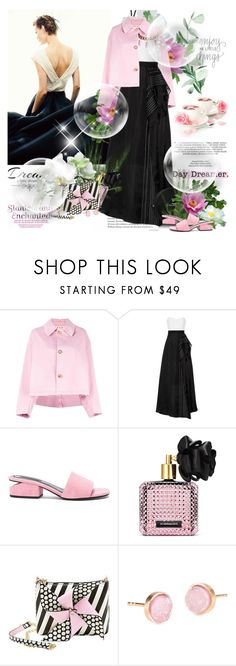 """""""Never stop dreaming....."""" by purplecherryblossom ❤ liked on Polyvore featuring Marni, Jason Wu, Loewe, J. Mendel, Chanel, Love Quotes Scarves, Alexander Wang, Victoria's Secret, Betsey Johnson and Pernille Corydon"""