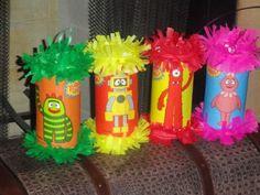 Yo Gabba Gabba Mini Pinata Party Favors
