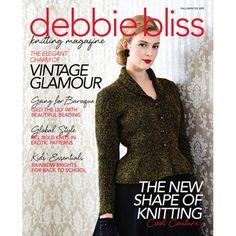 Debbie Bliss - Knitting Magazine - Fall/Winter 2013   Martinas Bastel- & Hobbykiste