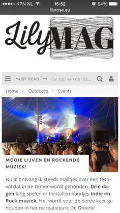 De zomer is in aantocht! Ik kan niet wachten om weer naar het GEWELDIGE drie-daagse festival te gaan in Leeuwarden!