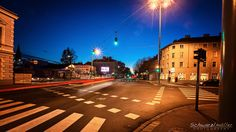 Wels City by Schwarzlmüller Photography / Social Media Pages, Austria, Behind The Scenes, Street View, Landscape, City, Photography, Wels, Fotografie