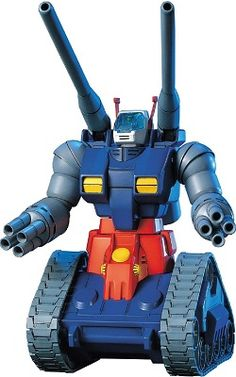 Driven by the pudgy Hayato and almost as regular a fixture in the original anime as Amuro and the Gundam, the Guntank has languished for years with only a sub-par kit to represent it.