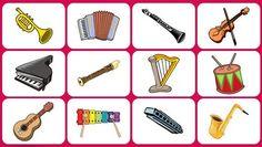 5 Adivinanzas sobre Instrumentos Musicales