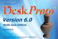 Deskproto lite 3 axis CAM software - CNC Software | MakeCNC.com