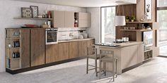 Creo Kitchens - Rustic