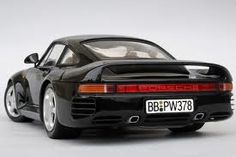 The 959. If you bought this in 1986 your money was instantly doubled to 300K.